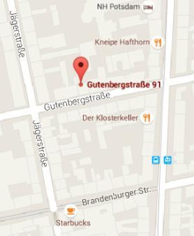 Gutenbergstraße 91